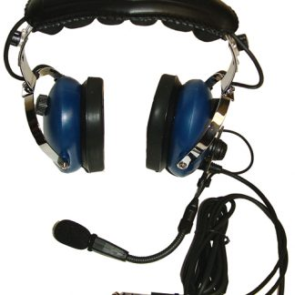 Pooleys Blue Headset